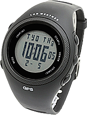 GPS MASTERII of LADWEATHER